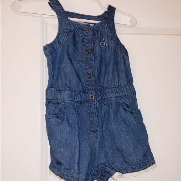 Calvin Klein Jeans Other - ✨New with tags✨Calvin Klein baby romper